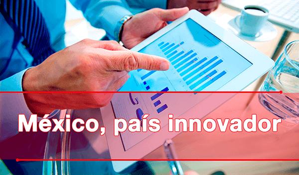 México, país de innovación