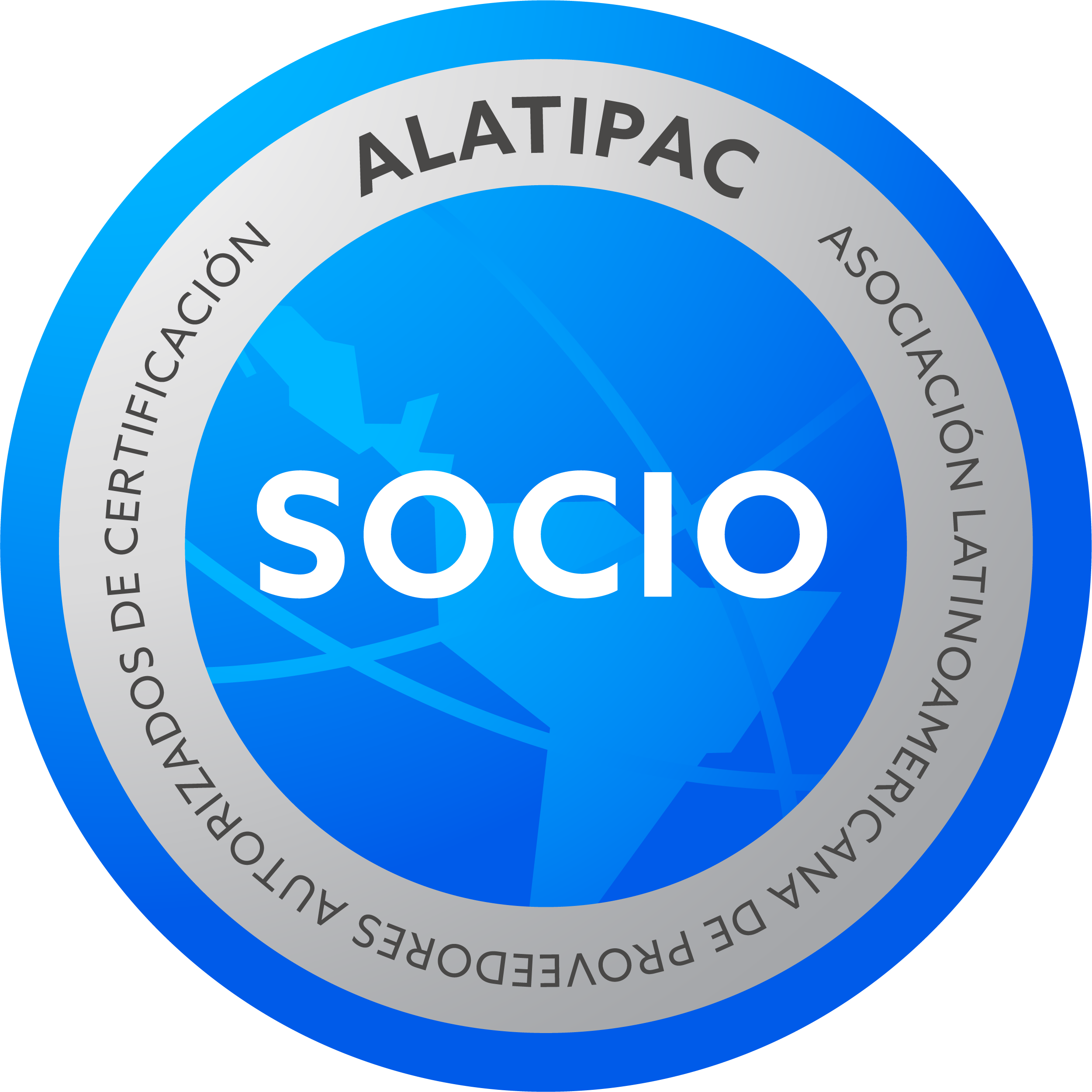 Logo Socio Alatipac